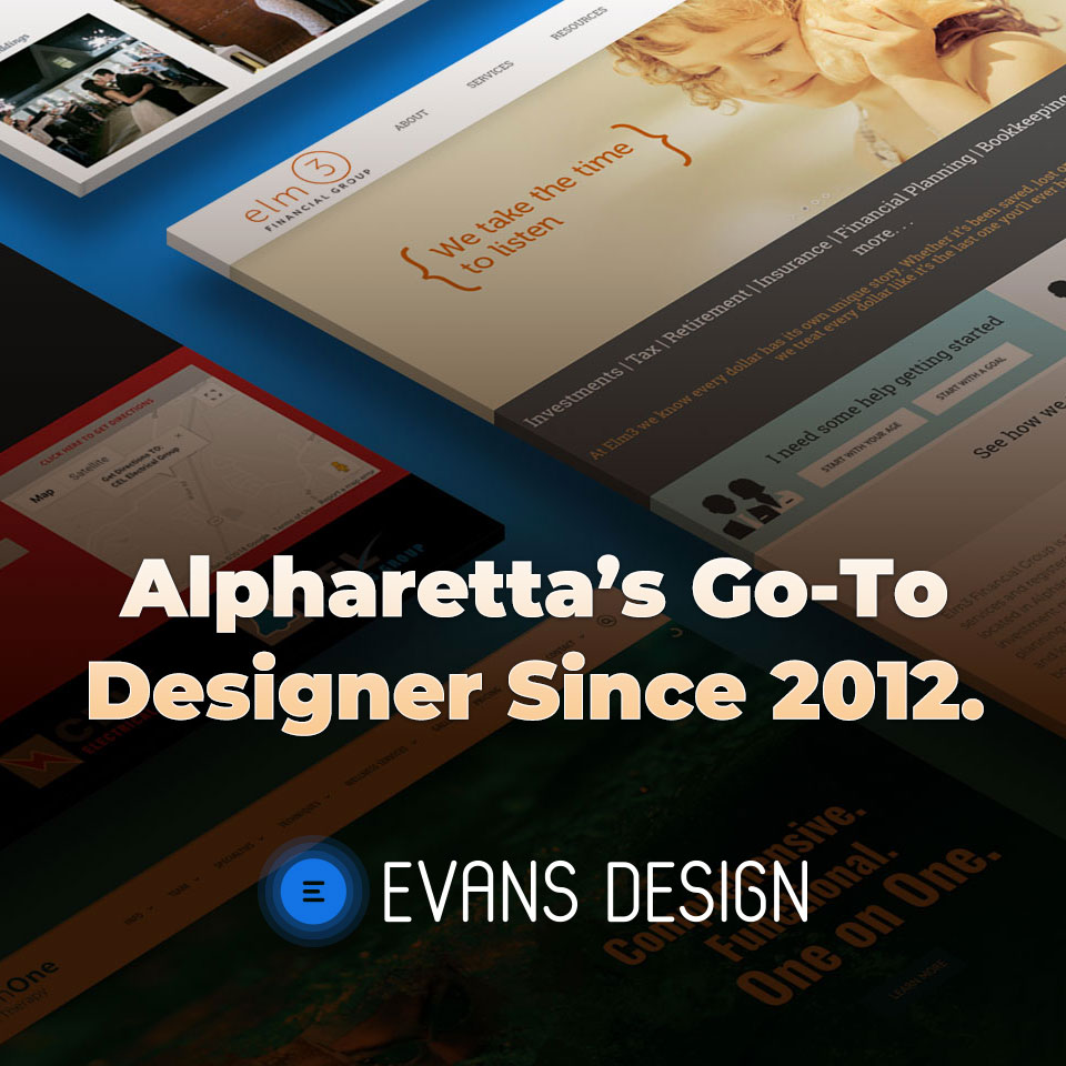 Alpharetta's Go-To Designer Since 2012 - Evans Design Studio