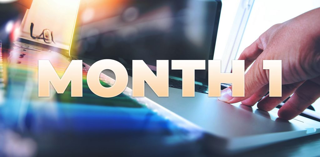 Month 1: 3 Month SEO Strategy Template - Alpharetta SEO